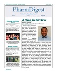 PharmDigest Volume 2, Issue 3 by Philadelphia College of Osteopathic Medicine, School of Pharmacy