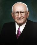 Young, Galen S. Sr., D.O., MSc. (Sur), F.A.A.O., F.A.C.O.S., DSc. (Hon) - 1912-  , Chancellor 1990-2006