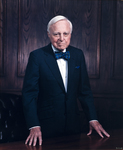 Honorable J. Sydney Hoffman, A.B., LL.D., Chairman, Board of Trustees (1972-1990), Chairman Emeritus 1990-