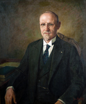 Balbirnie, C.D.B., Ph.D., D.O., 1869-1939, Professor of Therapeutics 1921-1937 by Philadelphia College of Osteopathic Medicine