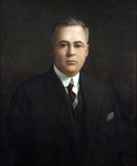 Galbreath, William Otis, D.O., 1882-1938, Professor and Chairman, Department of Ophthalmology and Otolaryngology 1921-1938