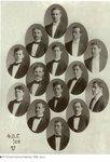 Phi Omicron Gamma Fraternity 1908