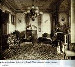Reception Room, Atlantic City Branch Office, June 1899
