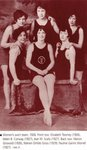 Women's Swim Team, 1926