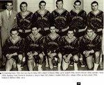 PCO Basketball Team, 1954