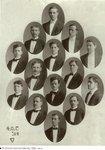 Phi Omicron Gamma Fraternity, 1908