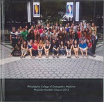 Physician Assistant Class of 2012 by Philadelphia College of Osteopathic Medicine